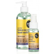 Lemon Myrtle Hand Sanitiser Home/Travel Duo